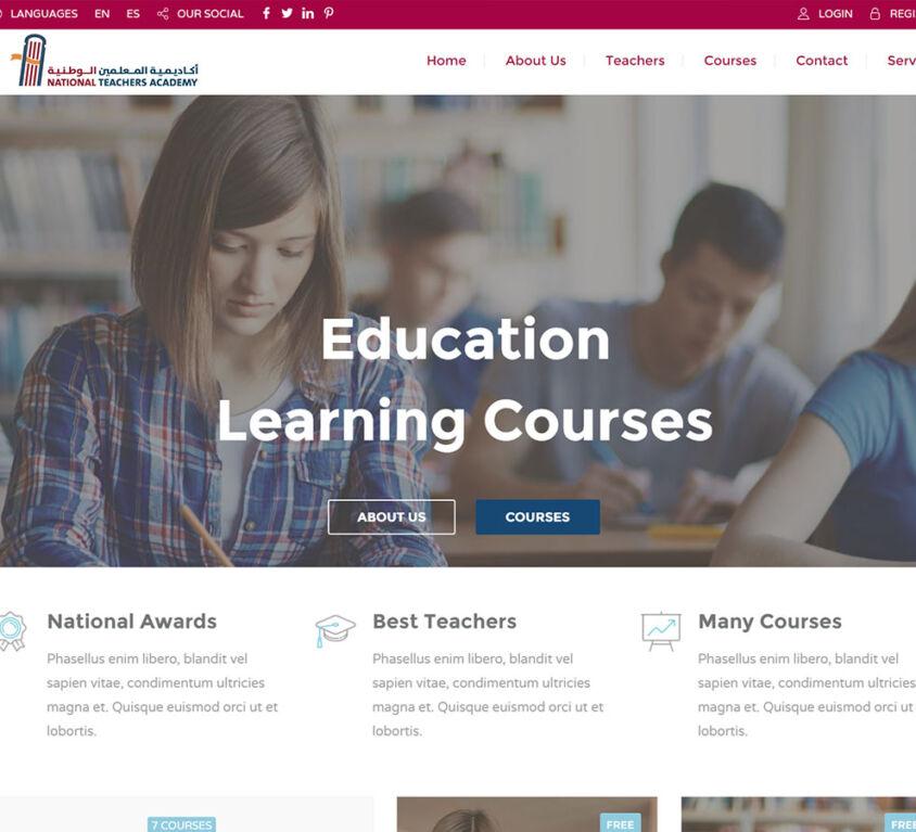 National Teachers Academy